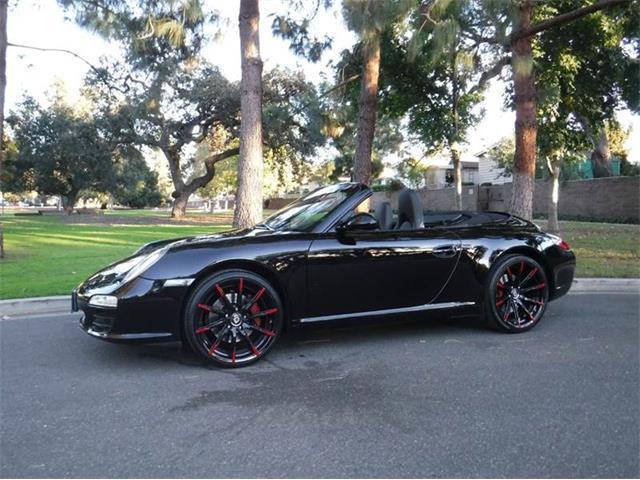 2010 Porsche 911 | 922323