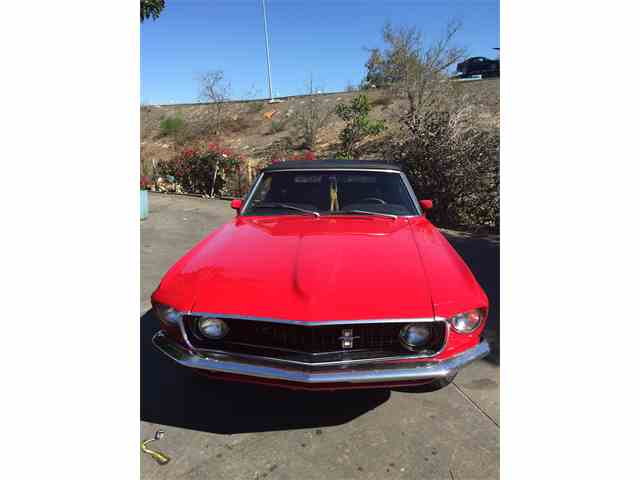 1969 Ford Mustang | 920233