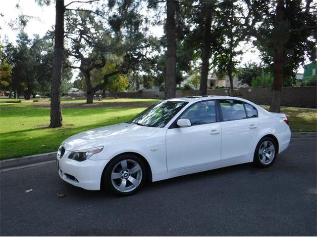 2007 BMW 5 Series | 922330