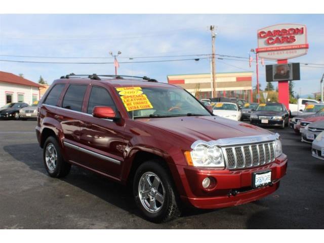 2007 Jeep Grand Cherokee | 922334