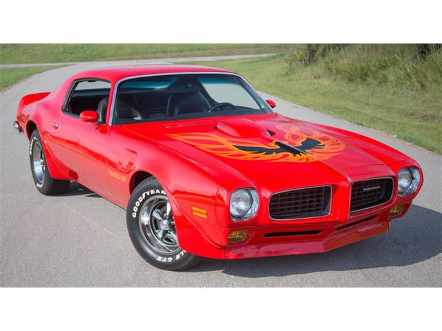 1973 Pontiac Firebird Trans Am | 922335