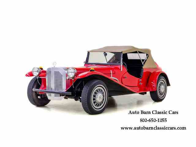 1929 Mercedes-benz Replica Kit Car | 922336