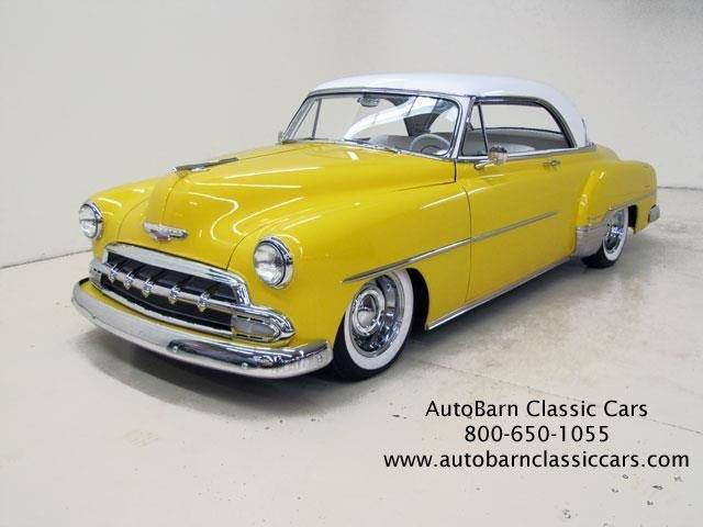1952 Chevrolet Deluxe Streetrod | 922337