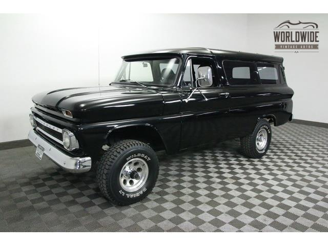 Classic Chevrolet Suburban For Sale on ClassicCars.com ...