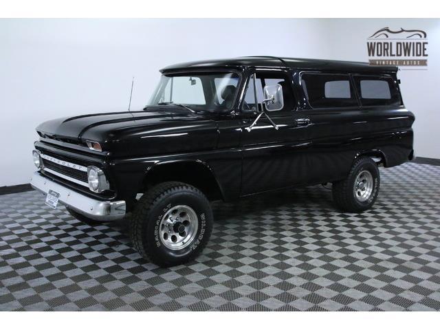1964 Chevrolet Suburban | 922338