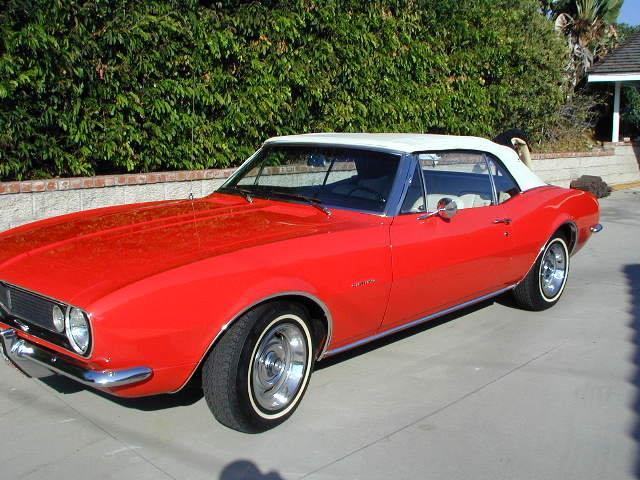 1967 Chevrolet Camaro | 922341