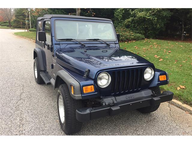 2001 Jeep Wrangler | 922345