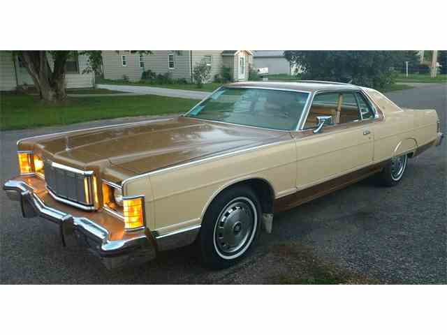 1978 Mercury Grand Marquis | 922348