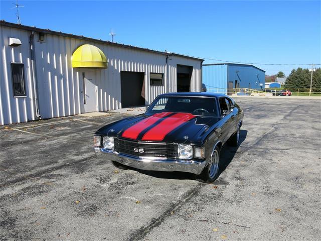 1972 Chevrolet Chevelle SS | 922349