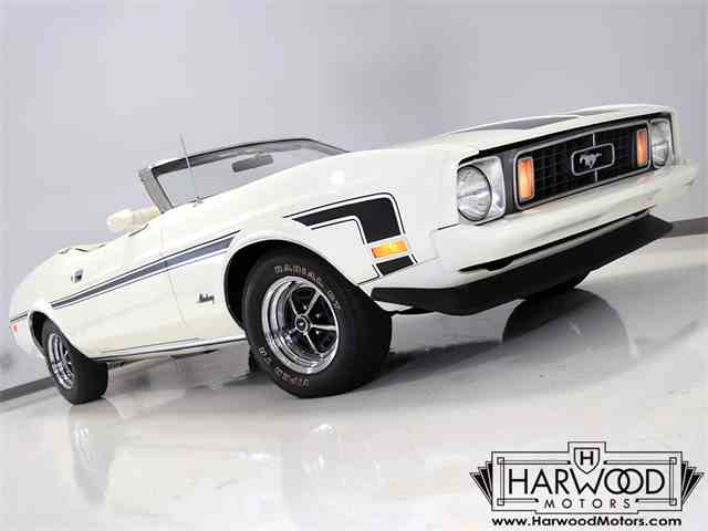 1973 Ford Mustang | 922350