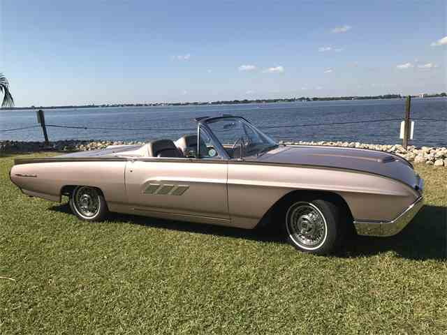1963 Ford Thunderbird | 922352