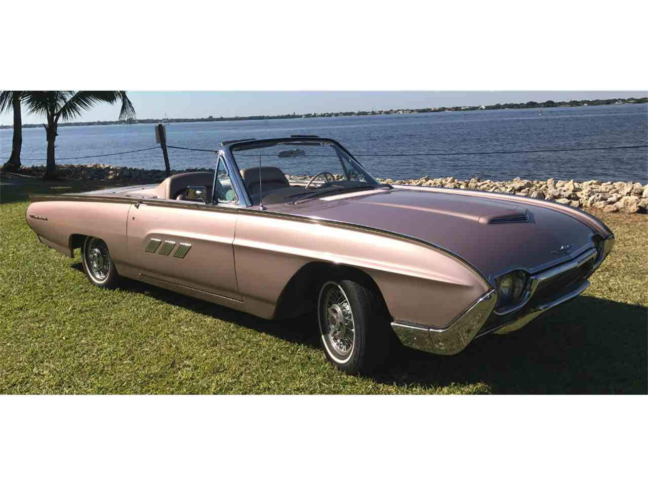 Large Picture of '63 Thunderbird - JROW