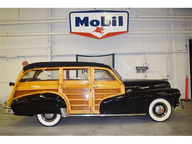 1948 Pontiac Woody Wagen | 922356