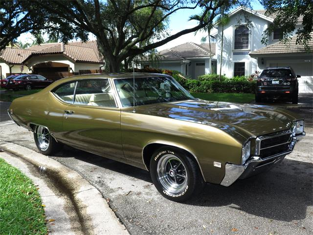 1969 Buick GS400 | 922359