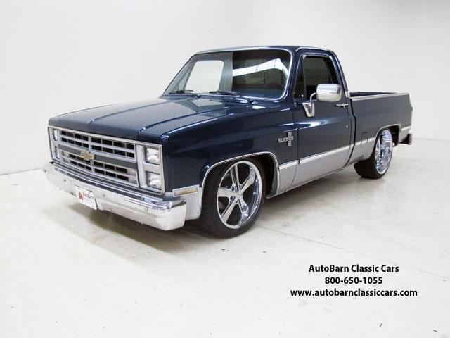 1986 Chevrolet Silverado | 920236