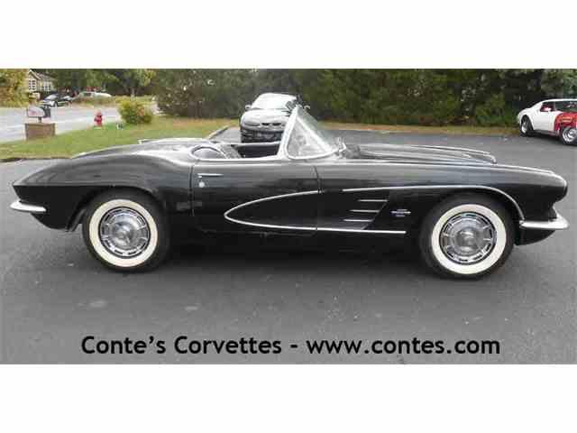1961 Chevrolet Corvette | 922361
