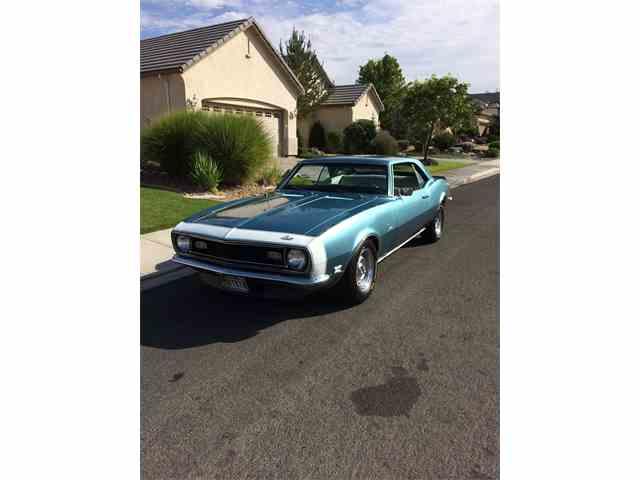 1968 Chevrolet Camaro | 922362