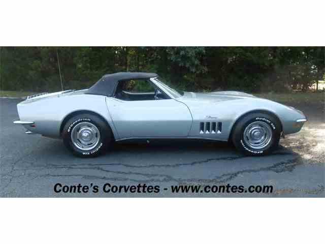 1969 Chevrolet Corvette | 922364