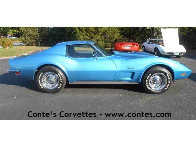 1973 Chevrolet Corvette | 922365