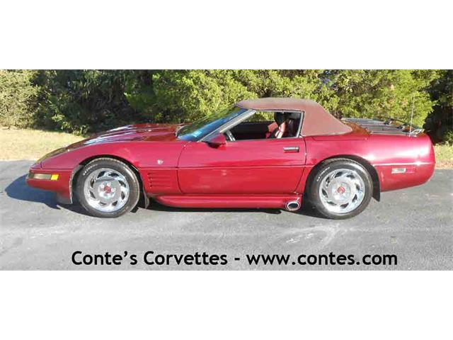 1993 Chevrolet Corvette | 922366