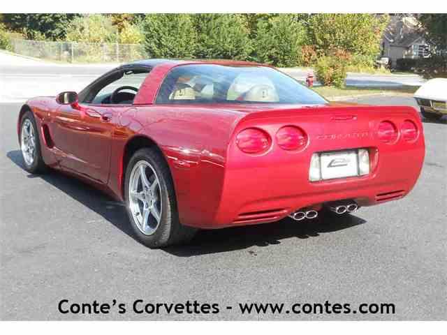 2001 Chevrolet Corvette | 922368