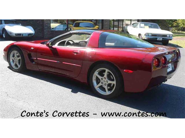 2003 Chevrolet Corvette | 922369