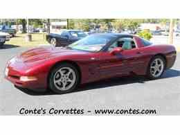 2003 Chevrolet Corvette 50th Anniv for Sale - CC-922369