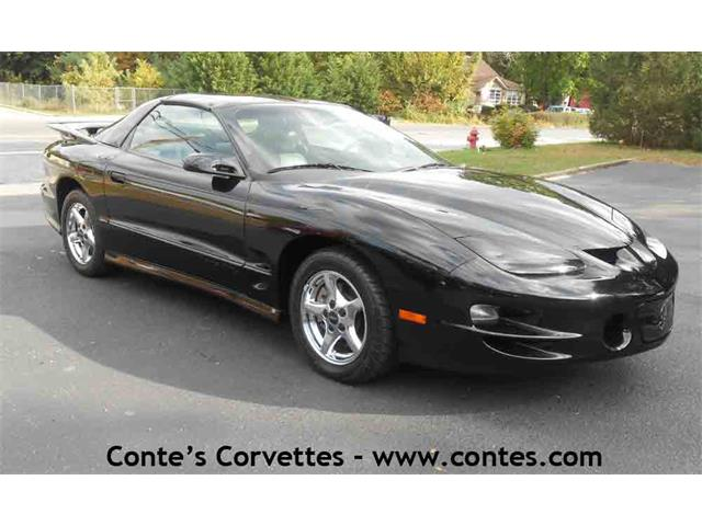 2002 Pontiac Firebird Trans Am | 922370