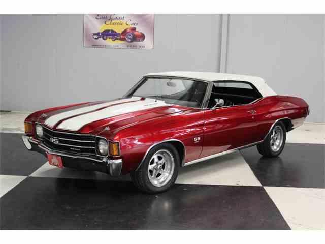 1972 Chevrolet Chevelle | 922373