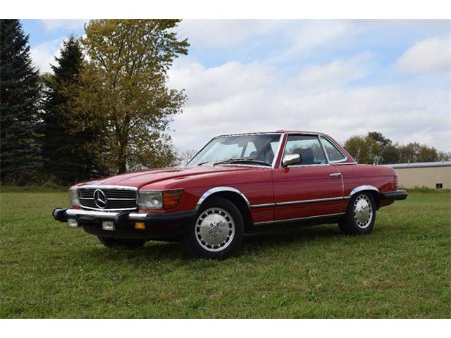 1983 Mercedes-Benz 300SL | 922375