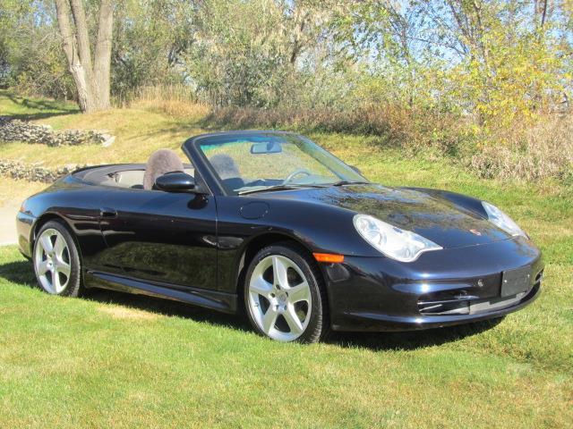 2004 Porsche 911 911Carrera Cabriolet | 922382