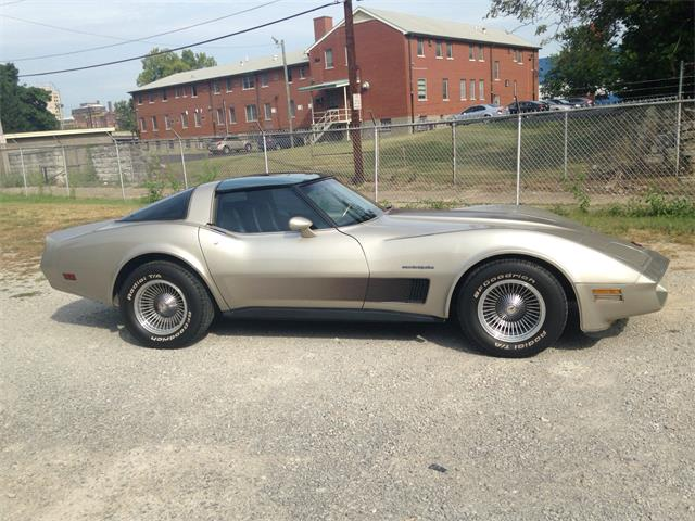 1982 Chevrolet Corvette | 922384