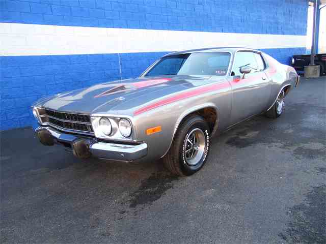 1973 Plymouth Road Runner | 922386