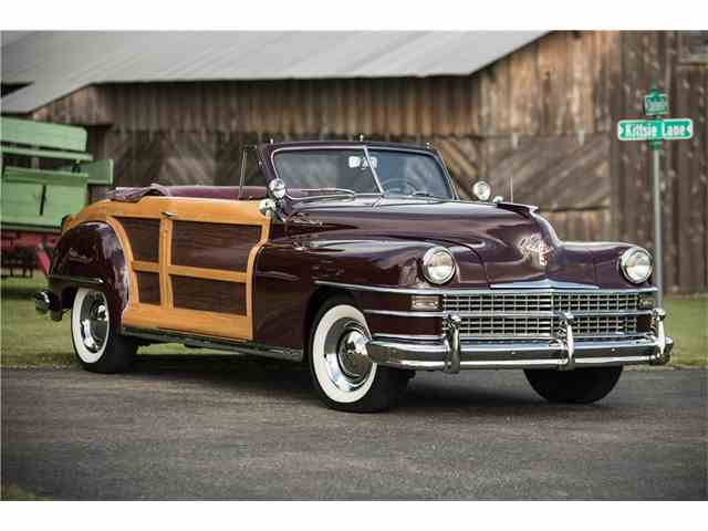 1946 Chrysler Town & Country | 922390