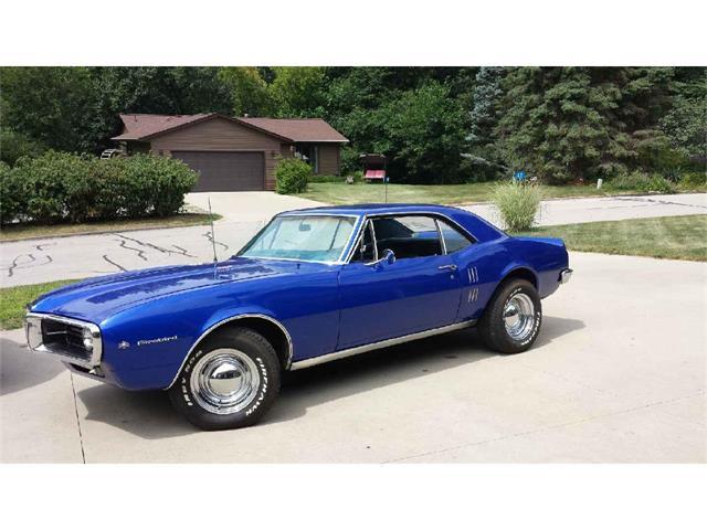 1967 Pontiac Firebird | 922397