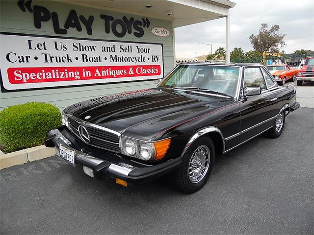 1977 Mercedes-Benz 450SL | 922398