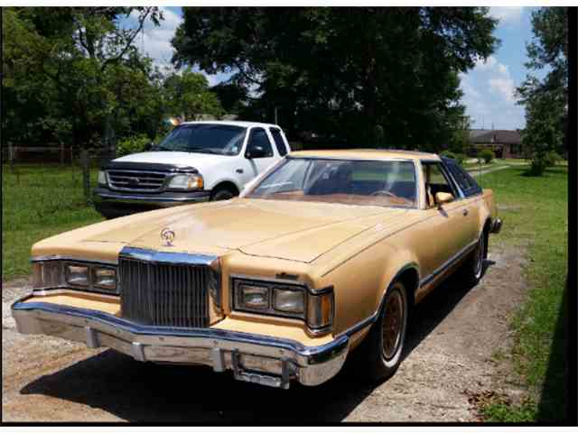 1978 Mercury Cougar XR7 | 922400