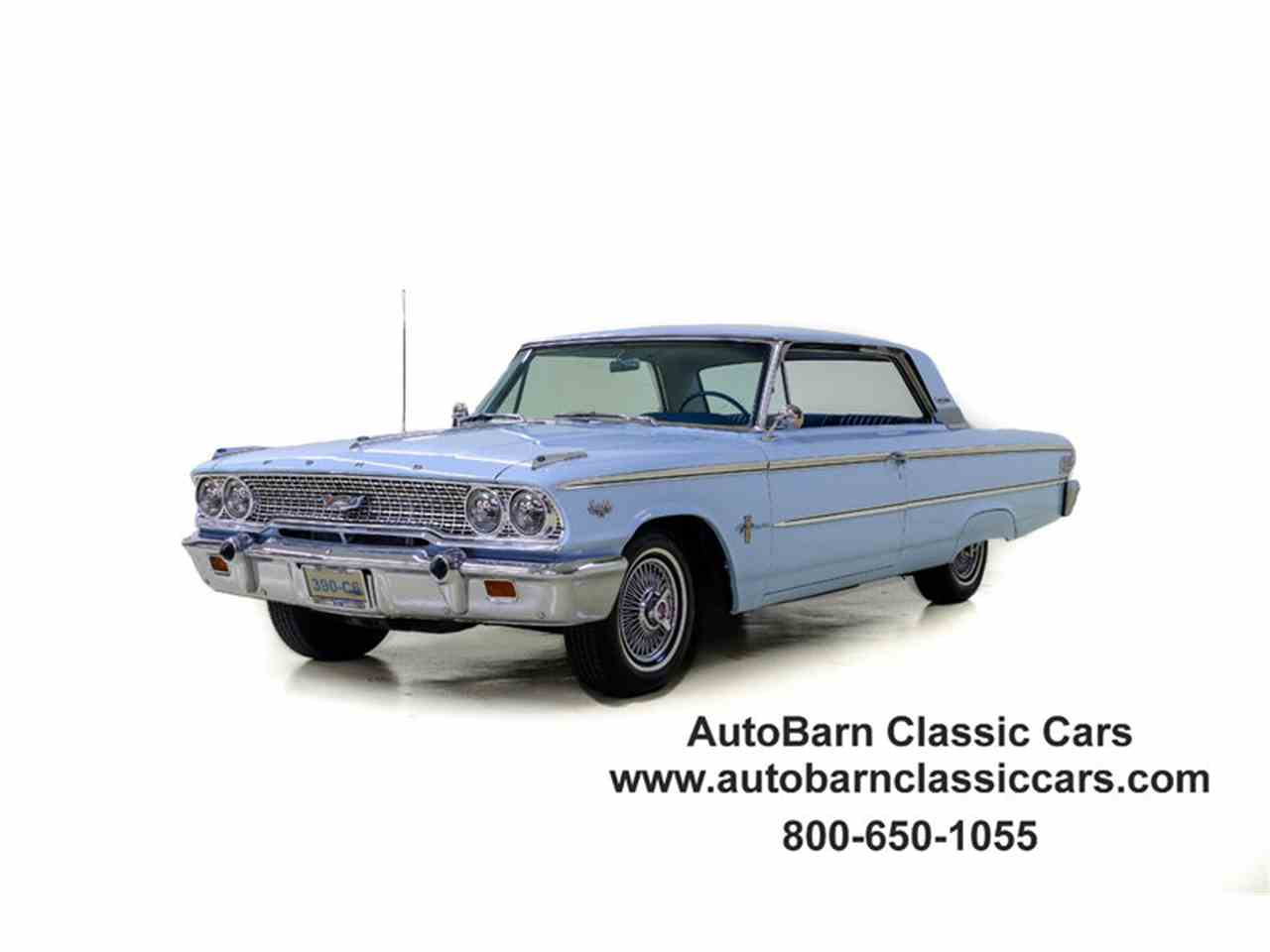 1963 Ford Galaxie 500 for Sale - CC-920241