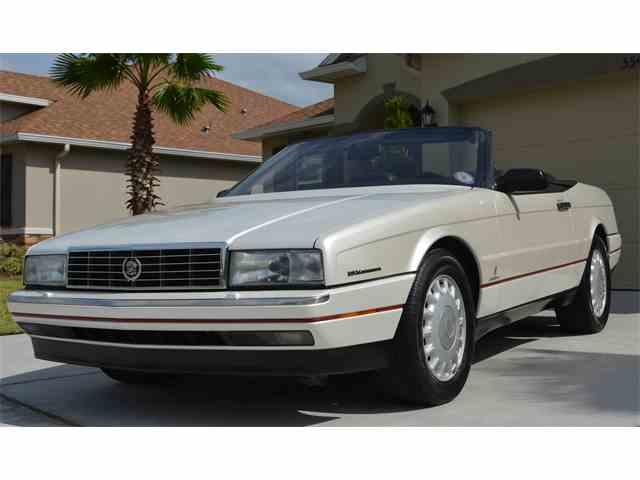 1993 Cadillac Allante | 922413