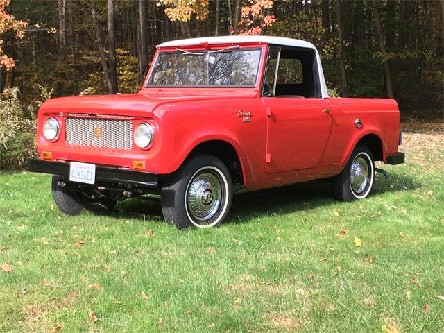1961 International Scout | 922414