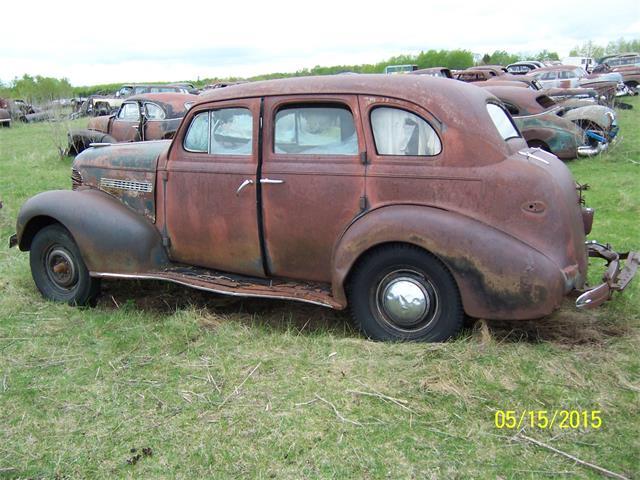 1939 Chevrolet 4-Dr Sedan | 922417