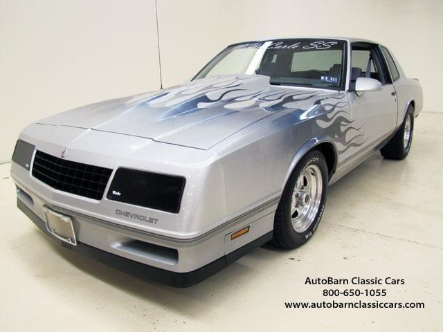 1987 Chevrolet Monte Carlo SS | 920242