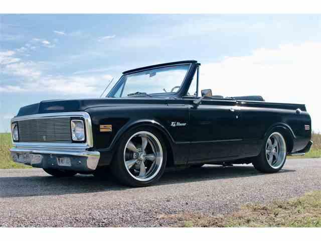 1972 Chevrolet Blazer | 922426