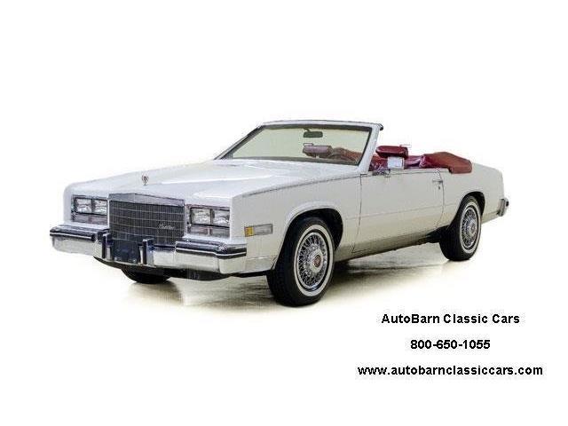 1985 Cadillac Eldorado Biarritz | 920243