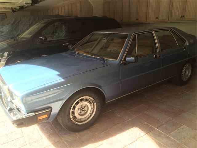 1980 Maserati Quattroporte | 922436