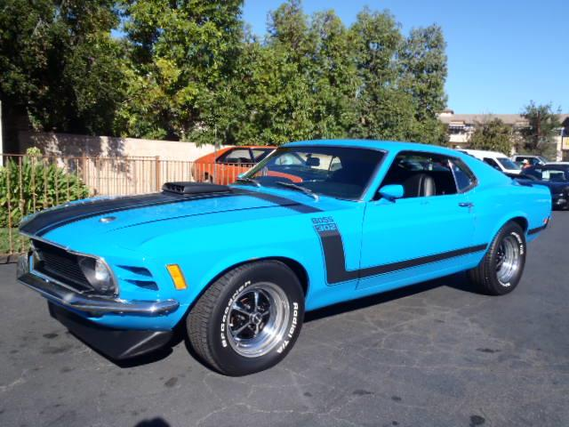 1970 Ford Mustang | 922439