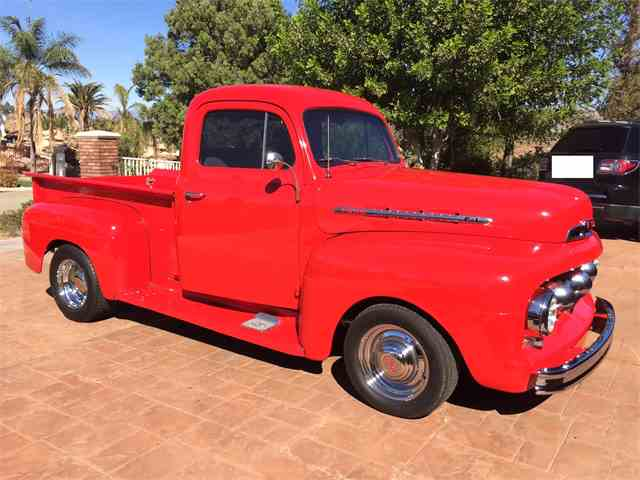 1951 Ford F1 | 922442