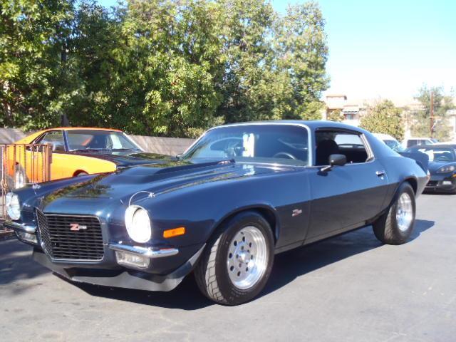 1971 Chevrolet Camaro   922445