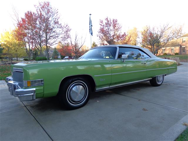 1974 Cadillac Eldorado | 922457