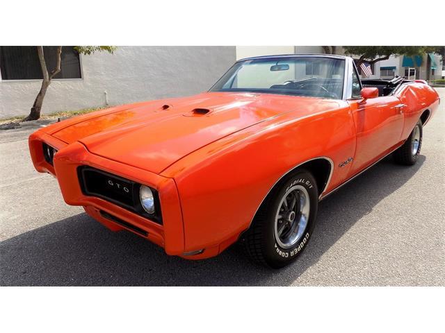 1968 Pontiac GTO | 922464